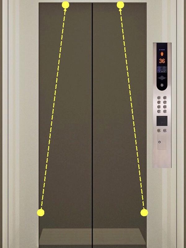 電梯開門檢知系統 (幼童的守護者,防止電梯夾手)